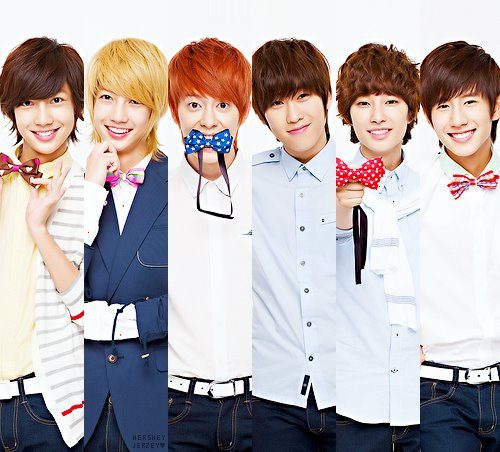 Boyfriend member profiles – KPop My Cherry!