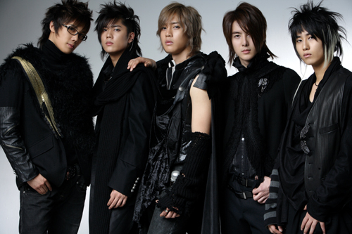 SS501 review – KPop My Cherry!
