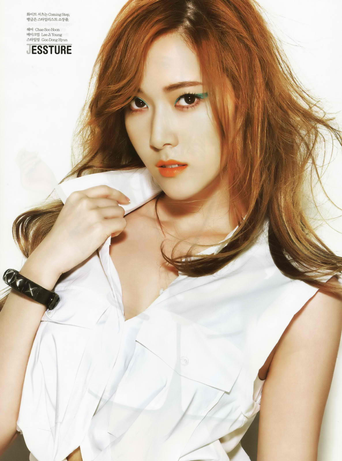 Looking is snsd for jessica catalog photo